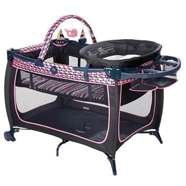 Safety 1st Prelude Play Yard, Sweet Sailing/Pink - 1