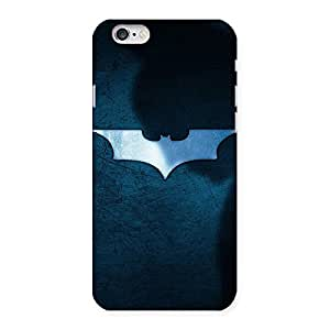 Special Premier Blue Knight Multicolor Back Case Cover for iPhone 6 6S