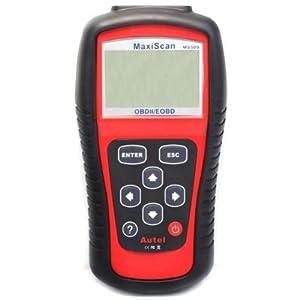 MaxiScan MS509 OBD2 Scanner Code Reader Live Data