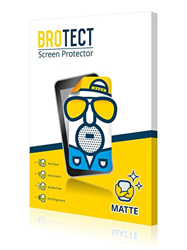 2x BROTECT Matte Screen Protector for Parrot Asteroid Mini, Matte, Anti-Glare, Anti-Scratch (Parrot Asteroid Mini compare prices)