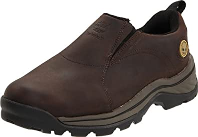 Timberland Men's Chocorua Trail Slip-On,Dark Brown,7 M US