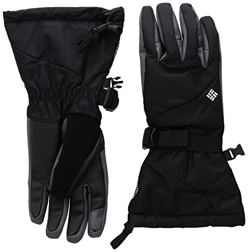 Columbia Women's Bugaboo Interchange Gloves, Black, Large (Omni Heat Glove Liners compare prices)