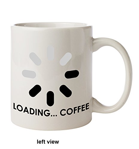 Loading Symbol Coffee Mug
