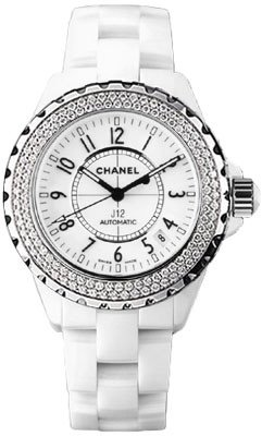 New Chanel H0969 J12 Ceramic Unisex 38mm Watch