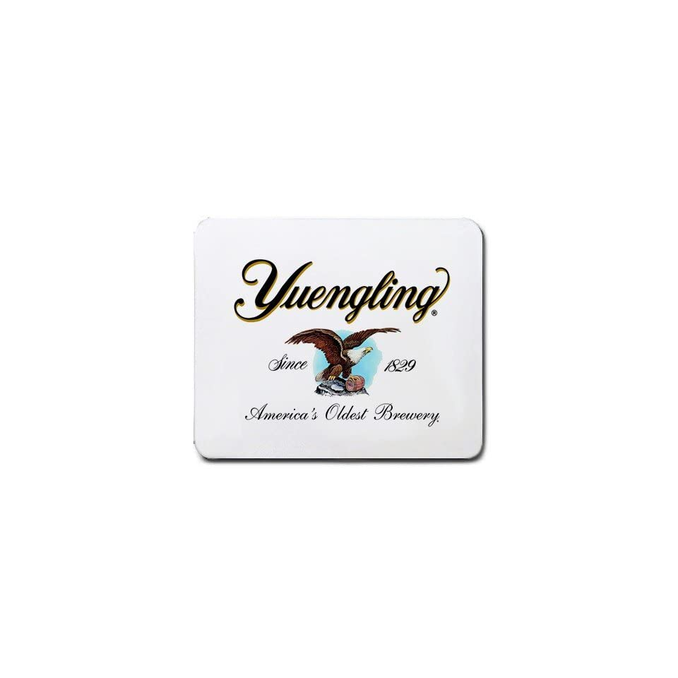 Yuengling Beer LOGO mouse pad