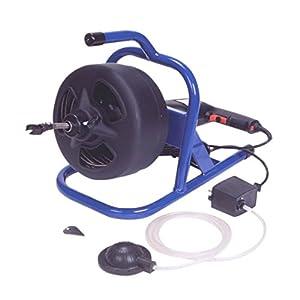 cobra drain cleaning machine