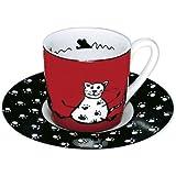 Espressoset Tiergeschichten - Katze