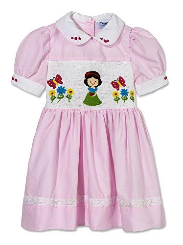 Smocked Birthday Dresses