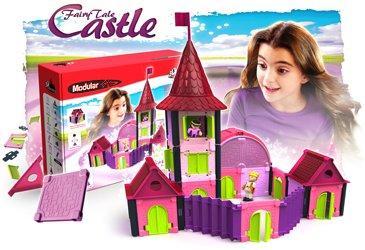 Modular Toys 3D Architect Fairy Tale Castle