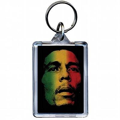 Bob Marley - Face Keychain