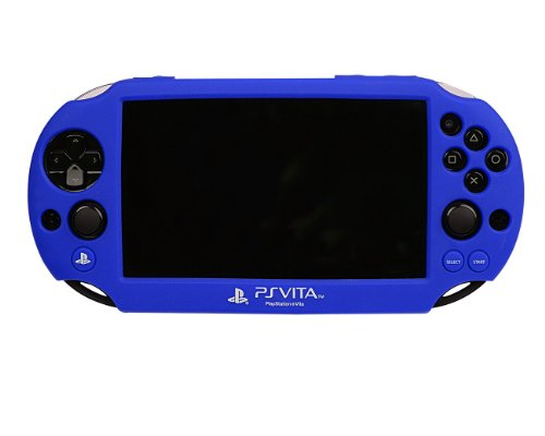 Ps Vita 2000 Silicone Skin - Blue