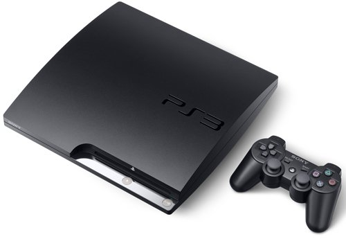 PlayStation 3 System Slim 120GB