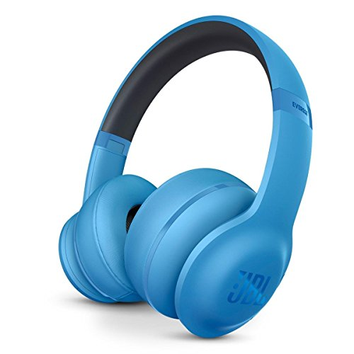 Click to buy JBL Everest 300 Wireless Bluetooth On-Ear Headphones (Blue) - From only $149.99