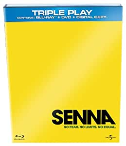 Senna - Triple Play with 'Making of' Production Notes (Blu-ray + DVD + Digital Copy)