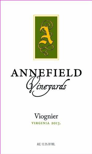 2013 Annefield Vineyards Viognier 750 Ml
