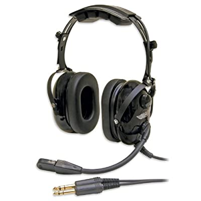 ASA HS-1A Headset w/ASA Headset Bag by ASA