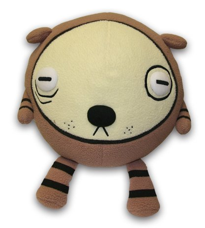 Gus Fink Puff Dog Juff Plush Toy By Rocket USA