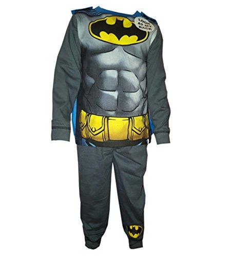 Batman -  Pigiama due pezzi  - ragazzo grigio grigio scuro