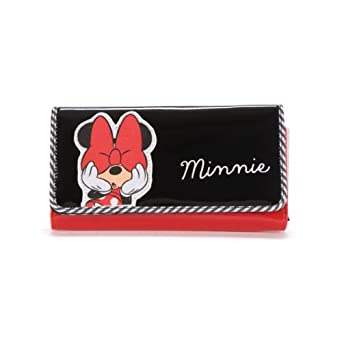 Amazon.com: Disney Minnie Mouse Womens Trifold Checkbook