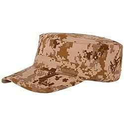 Military Patrol Cap-Desert Digital-Small
