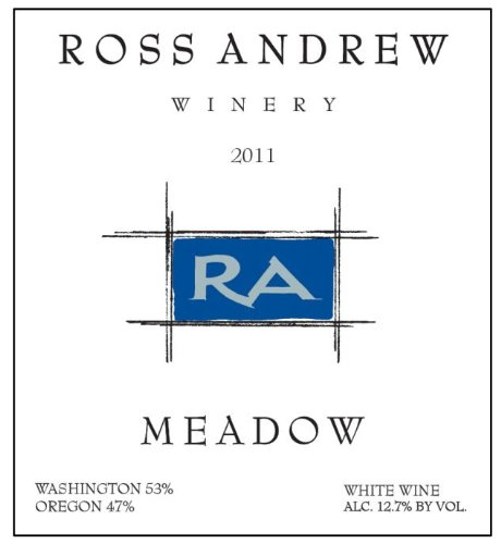 2011 Ross Andrew Winery Meadow White 750 Ml