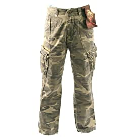 Union Bay Men's Camouflage Cargo Pants