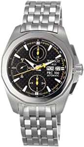 Tissot Unisex PRC 100 Chronograph watch #T008.414.11.201.00