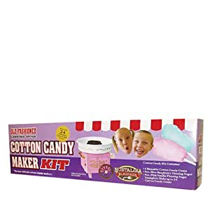 Nostalgia CFK-595 Cotton-Candy Maker Refill Kit