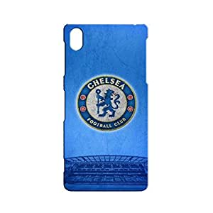 BLUEDIO Designer 3D Printed Back case cover for Sony Xperia Z5 - G2465