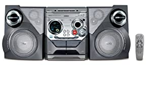 Philips FWM575 360 Watts MP3/WMA Mini Shelf System (Discontinued by Manufacturer)