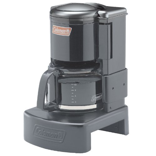 Coleman Camping Coffee Maker,Black (Top Stove Coffe Maker compare prices)