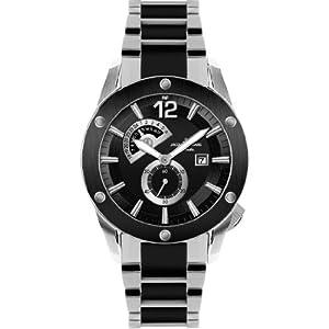 Jacques Lemans Liverpool Automatic 1-1765F 46mm Automatic Steel Bracelet & Case Mineral Men's Watch