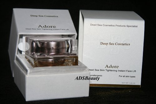 Deep Dead Sea Cosmetics DSC Adore Skin Tightening Instant Face Lift – ADSBeauty