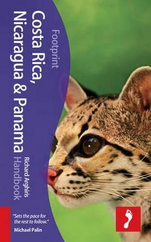 Costa Rica, Nicaragua, Panama Handbook (Footprint Handbook)