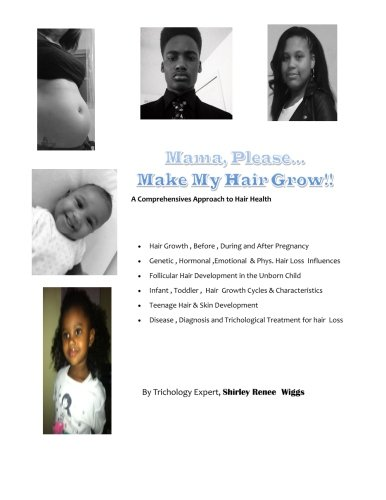 Mama Please Make My Hair Grow: Hair Development In Before And After Childbirth