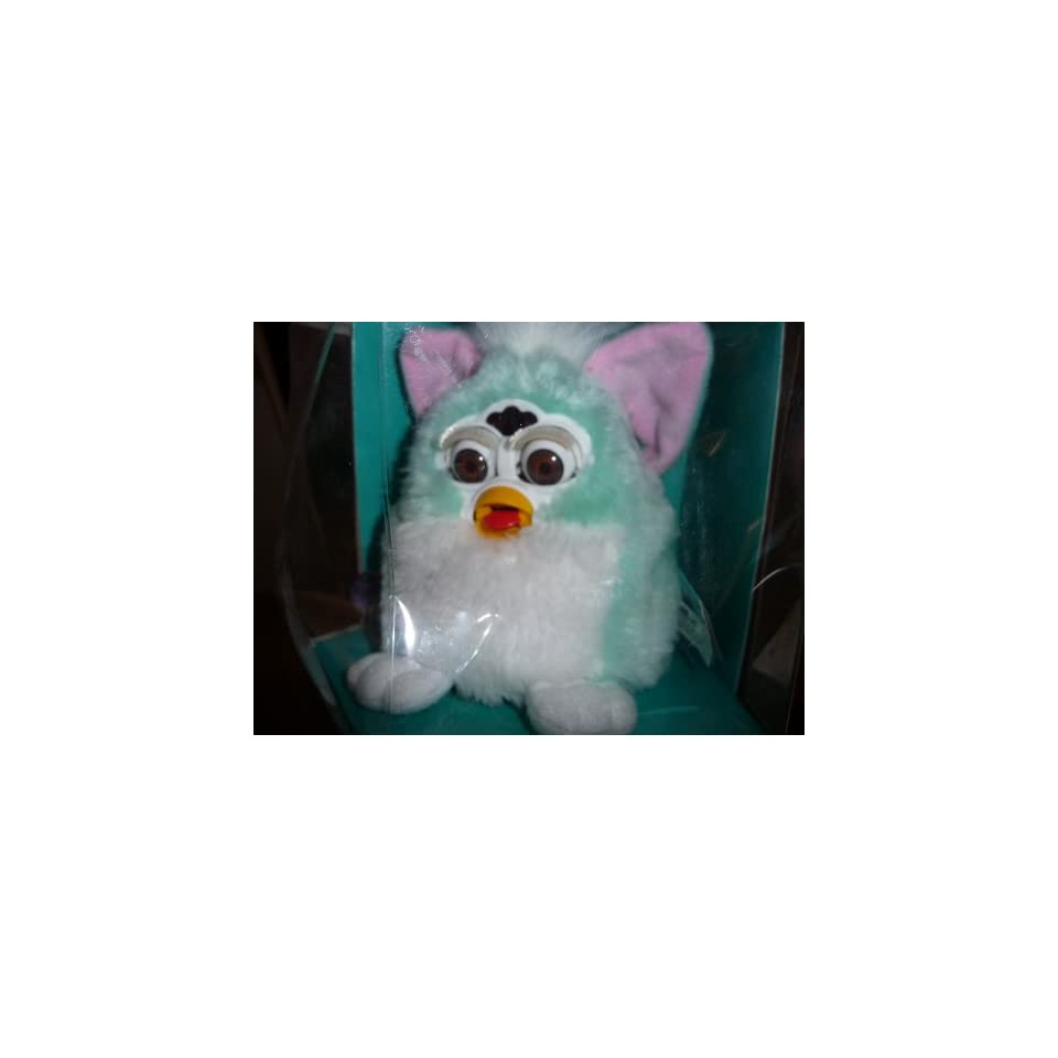 Furby Baby On Popscreen Circuit Bent