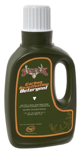 Lowest Price! Scent-Lok Men's Carbon Reactivating Detergent