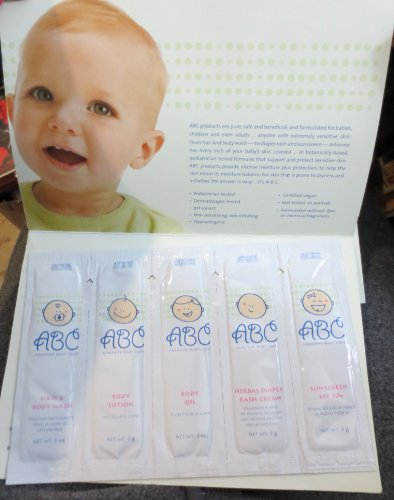 Baby Products Samples front-1072975