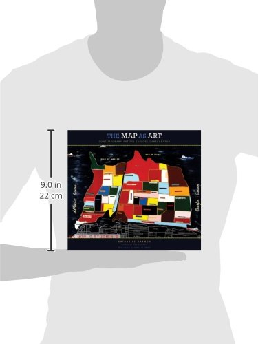 The Map As Art (Paperback) /Anglais