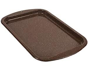 Granite Ware F0626 Better Browning 16 by 11-Inch Large Cookie Sheet by Granite Ware