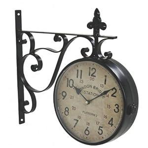 Amazon Com Vintage London Bridge Railway Station Clock