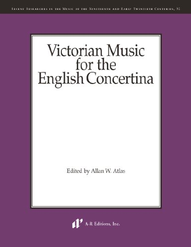 19th/20th Centuries 52, Victorian Music for the English Concertina