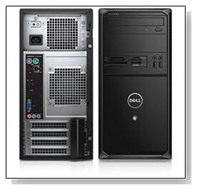 2016 New Edition Dell Vostro 3000 Series Flagship Business Desktop