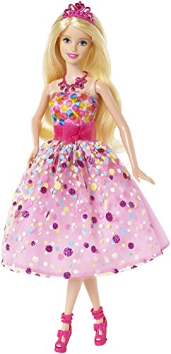 Mattel Barbie CFF47 - Geburtstagsparty Barbie