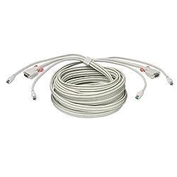 LINDY Premium KVM Combo Cable, 1m (33711)