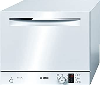 Table Top Dishwasher Reviews : Bosch Serie 4 Table Top Dishwasher - Freestanding - SKS62E22EU - White ...