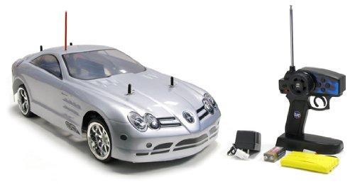 1:10 Mercedes-Benz SLR Drift GT Electric RTR RC Remote Control Car (Color May Vary)
