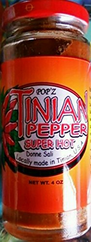 Tinian Super Hot Pepper