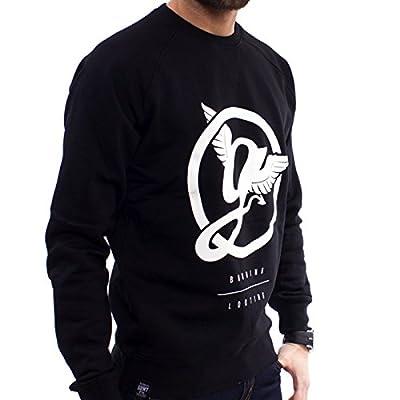 Grimey Sweatshirt Classic Crewneck Black