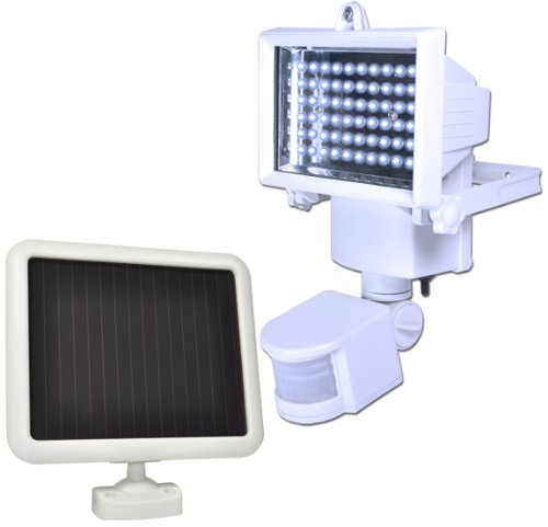 Sunforce 82157 60-LED Solar Motion Light